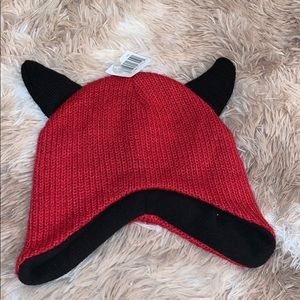 Other - Beanie with Horns